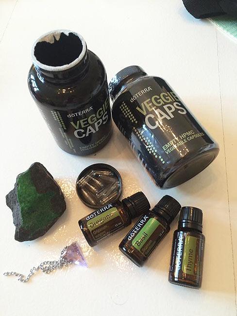Doterra æteriske olier og kosttilskud