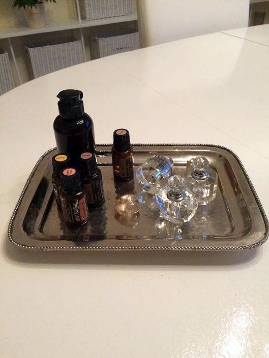 Duft med æteriske olier (essential oils)