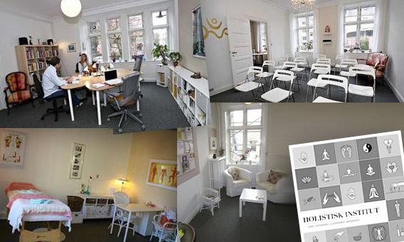 Holistisk Institut i Frederiksberg - Terapi, Akupunktur, TFT, Healing