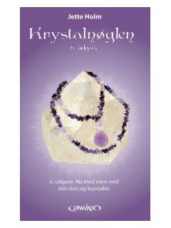 Bog på Jette Holm (Jette Holm) Krystalnøglen