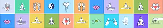 Terapi, akupunktur, TFT, kinesiologi, æteriske olier