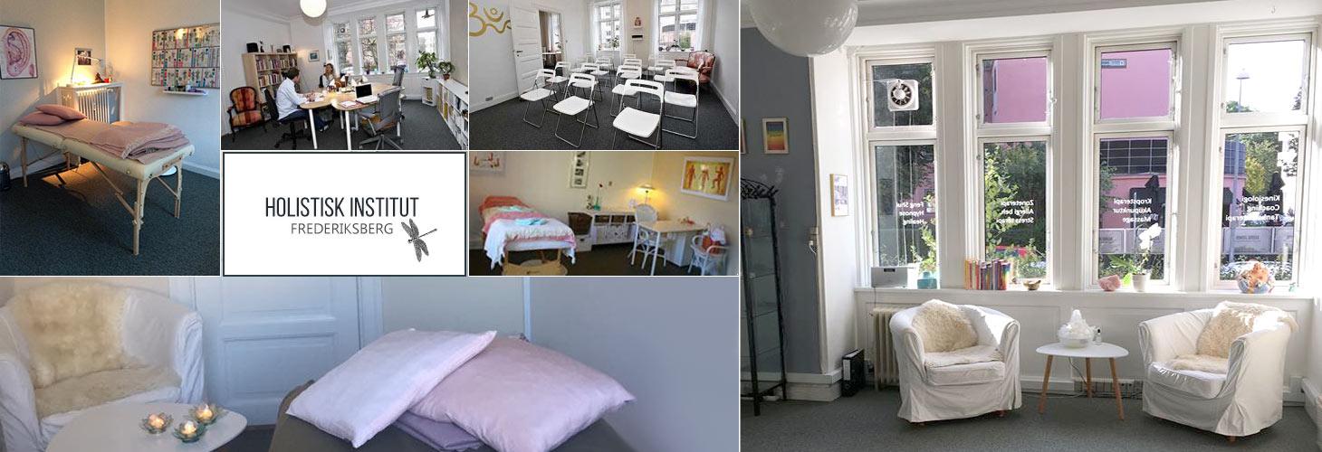 Terapi behandlinger i Holistisk Institut, Frederiksberg